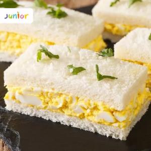 Creamy Egg Sandwich