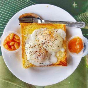 Roti telur menu praktis untuk sahur (Foto: Pixabay)