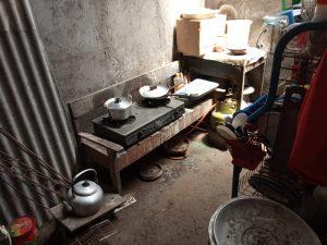 Kondisi Rumah Mbah Sugiyem Saat Ditemui LAZ AL Azhar Jawa Tengah