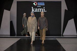 Warna-warni Koleksi Raya Brand Kami, Tampil di Muffest 2021