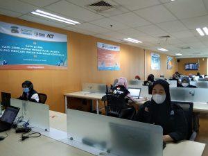 Ramadan Care Line Siap Siaga Pangan 24 Jam