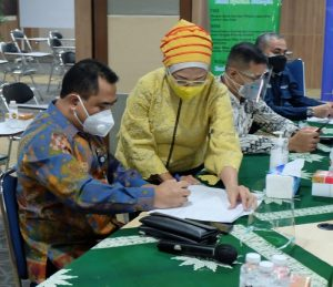 BSB Salurkan Pembiayaan Pembangunan Gedung ke Universitas Muhammadiyah